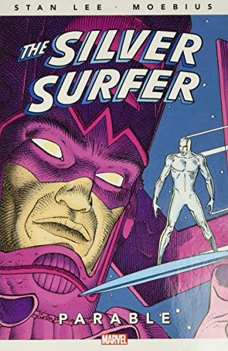 9781302923709: Silver Surfer: Parable 30th Anniversary Edition