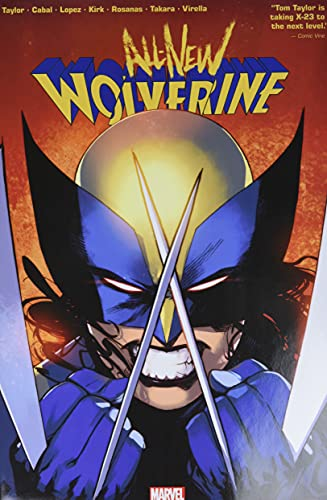 9781302926441: All-New Wolverine by Tom Taylor Omnibus
