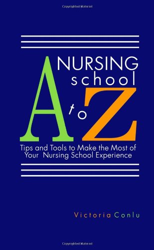 9781304060716: Nursing School A to Z