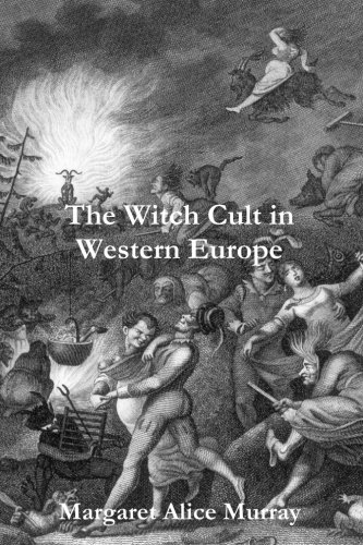 9781304099136: The Witch Cult in Western Europe