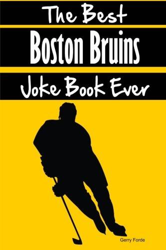 9781304121172: The Best Boston Bruins Joke Book Ever