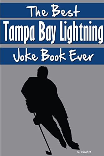 9781304121394: The Best Tampa Bay Lightning Joke Book Ever