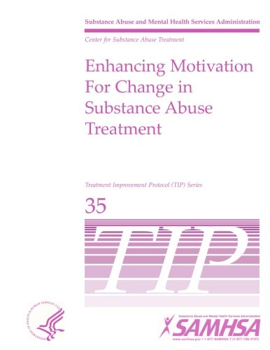 9781304177070: Enhancing Motivation for Change in Substance Abuse Treatment: Treatment Improvement Protocol Series (Tip 35)