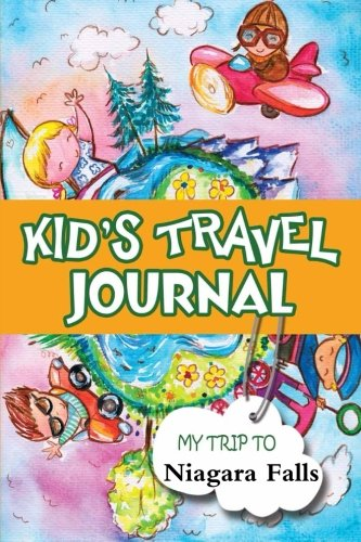 9781304212207: Kids Travel Journal: My Trip to Niagara Falls