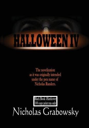 9781304247957: Halloween IV: Black Book Hardcover