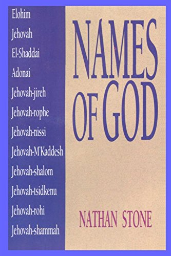 9781304295521: Names of God