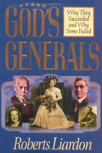 9781304315557: God's Generals