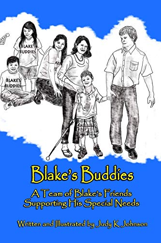 Blakes Buddies: Judy K Johnson