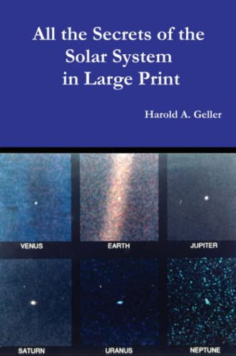 9781304345301: All The Secrets of the Solar System in Large Print