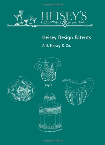 9781304349736: Heisey Design Patents