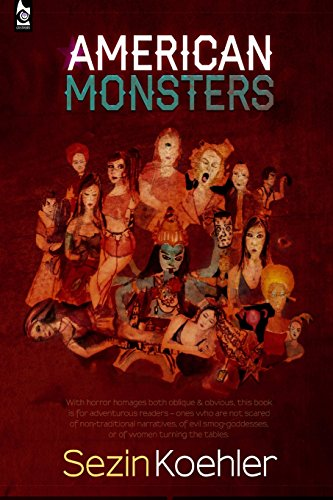 9781304376985: American Monsters (Book I)