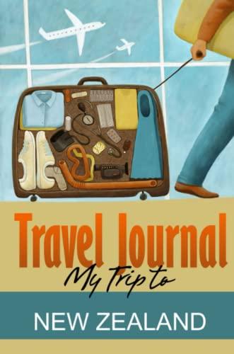 9781304593344: Travel Journal: My Trip to New Zealand