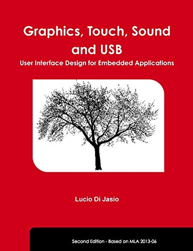 Graphics, Touch, Sound and USB, User Interface: Lucio Di Jasio