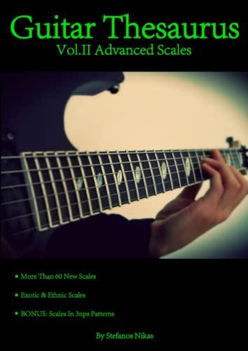 9781304702340: Guitar Thesaurus Vol.II: Advanced Scales