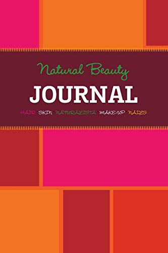 9781304748331: Natural Beauty Journal
