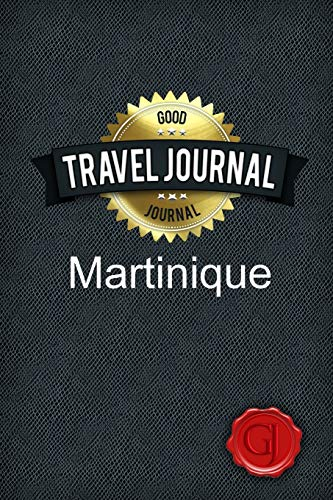 9781304761880: Travel Journal Martinique