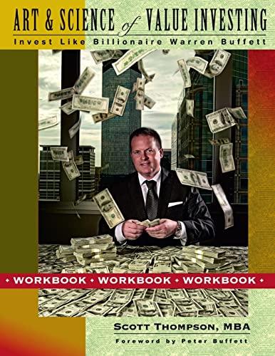 9781304802804: ART & SCIENCE OF VALUE INVESTING: WORKBOOK