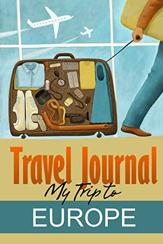 9781304841094: Travel Journal: My Trip to Europe