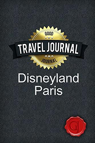 9781304841100: Travel Journal Disneyland Paris