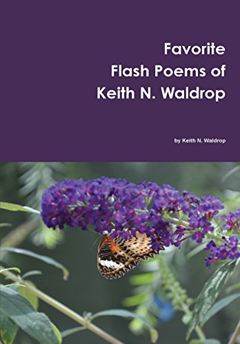 Favorite Flash Poems: Keith Waldrop