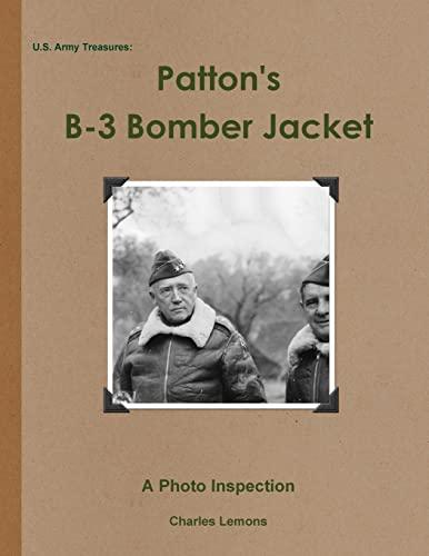 9781304919878: U.S. Army Treasures: Patton's B-3 Bomber Jacket