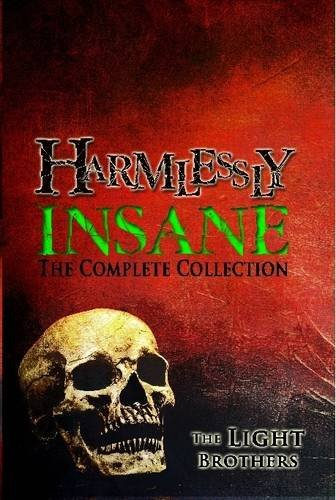 9781304991423: Harmlessly Insane: The Complete Collection: Volume One