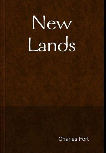 9781304998705: New Lands