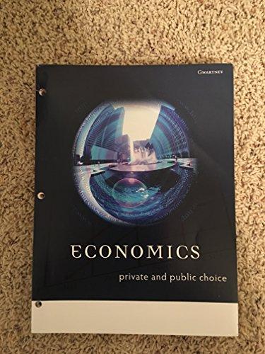 9781305007017: Economics: Private and Public Choice
