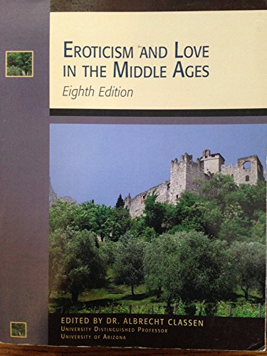 9781305008038: Eroticism and Love in the Middle Ages