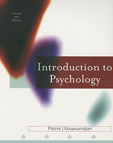 9781305008113: Introduction to Psychology
