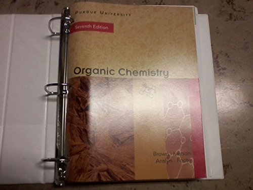 9781305008816: Organic Chemistry: Purdue University Seventh Edition with access code
