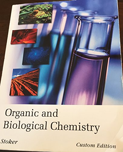 9781305010611: Organic and Biological Chemistry Custom Edition