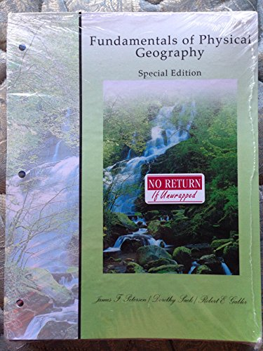 9781305010888: Bundle: Fundamentals of Physical Geography + Premium Resource Center Printed Access Card - Geography