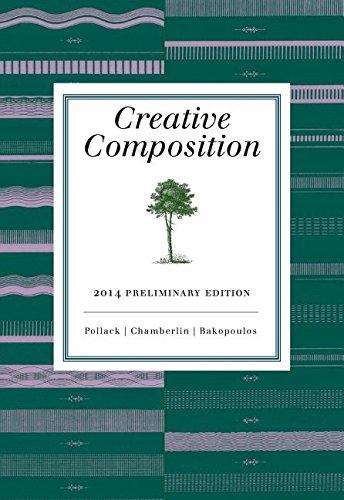 9781305012011: CREATIVE COMPOSITION >2014 PRELIM.ED<