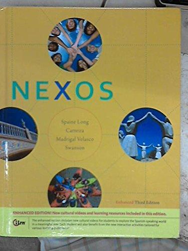 9781305014244: Nexos