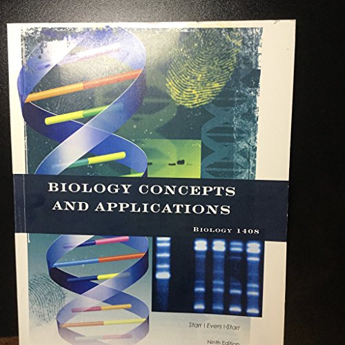 9781305017344: Biology Concepts and Applications