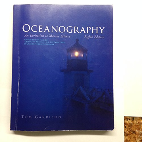 9781305020139: Oceanography an Invitation to Marine Science [GEOS 3220]