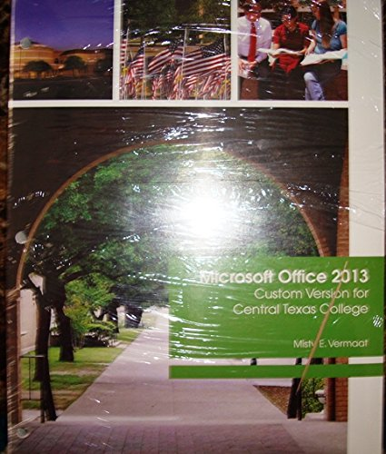 9781305020801: Microsoft Office 2013