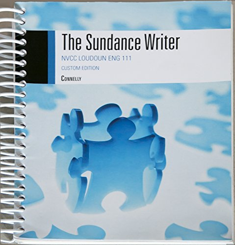 9781305025752: The Sundance Writer 5th edition