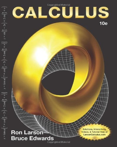 9781305026780: Calculus (Not Textbook, Access Code Only) By Ron Larson and Bruce H. Edwards 10th Edition