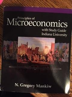 9781305027541: Principles of Microeconomics (Custom Edition for Olsons E201 Class)
