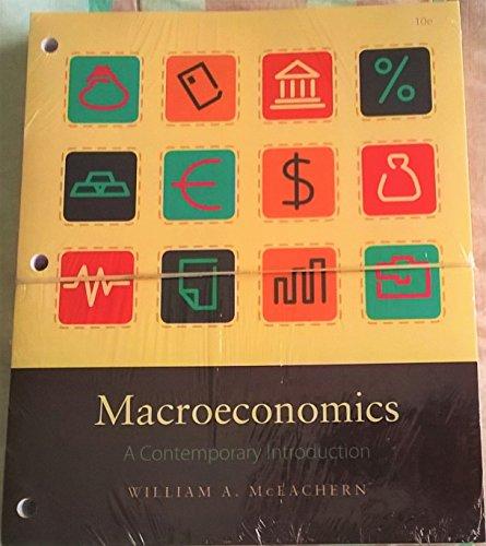 9781305027756: Macroeconomics: A Contemporary Introduction