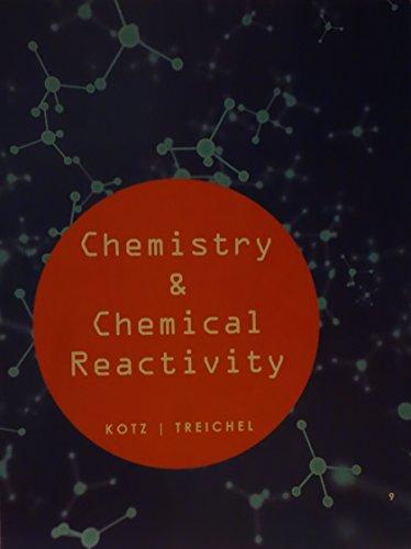 9781305028739: Chemistry & Chemical Reactivity