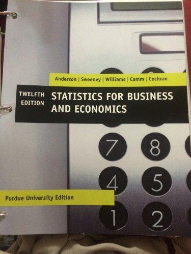 9781305028968: Statistics for Business and Economics