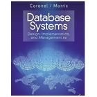 9781305038523: Database Systems : Design, Implementation, and Management11th Edition By Carlos Coronel and Steven Morris (Not Textbook, Access Code Only)