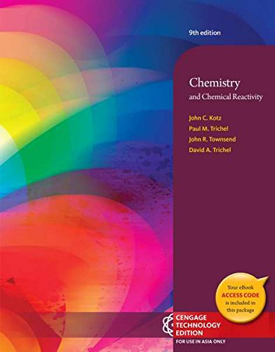 9781305039629: Chemistry and Chemical Reactivity