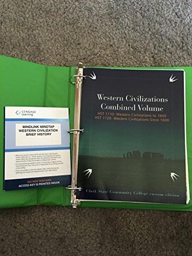 9781305040229: Western Civilization: A Brief History