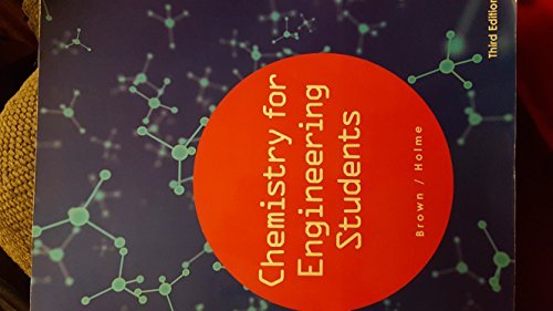 9781305041578: Chemistry for Engineering Students, Third Edition