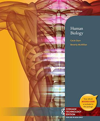 9781305043077: Human Biology, 10th Edition (Not Textbook, Access Code Only)