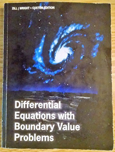 9781305043312: Differential Equations with Boundary Value Problems